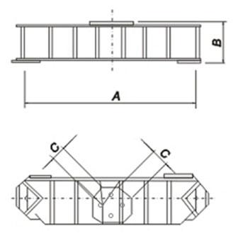 Свайные фундаменты и стальные ростверки серия 3.407-115