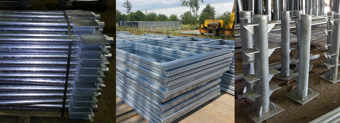 Металлоизделия и металлоконструкции