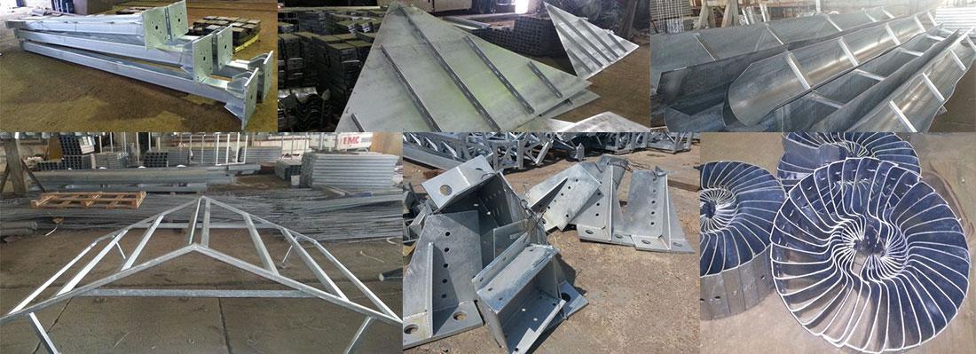 Нестандартные металлоизделия и металлоконструкции на заказ