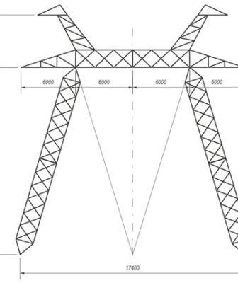 Промежуточные-опоры-П-500-1