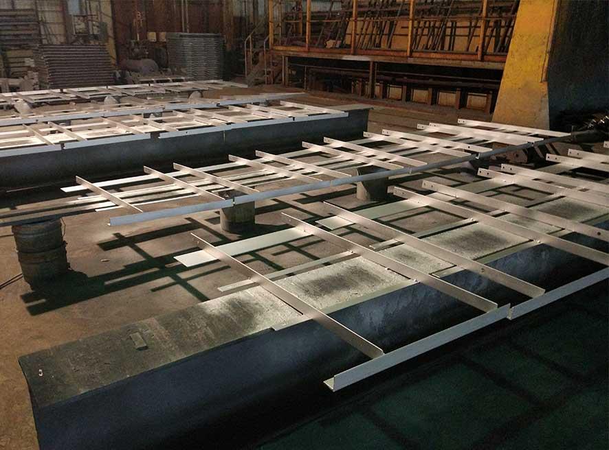 Услуга холодного цинкования металлоконструкций от ЗГЦ
